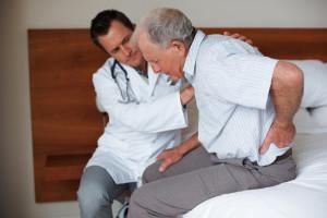 Болевые симптомы при болезни почек