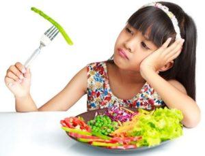 Нарушение метаболизма у ребенка