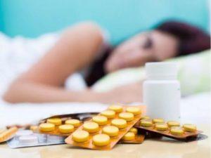Больная в стационаре на лечении